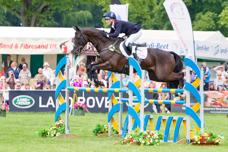 Zara Phillips | Bramham Horse Trials | Rachael Edwards Photography