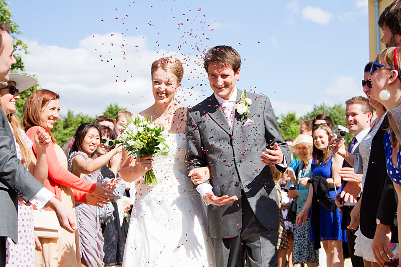 Confetti | Wedding Photography | East & West Sussex