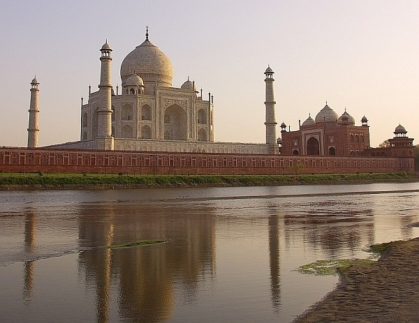Taj Mahal Reflections - India (Assam, Brahmaputra cruise, Agra and Jaipur)