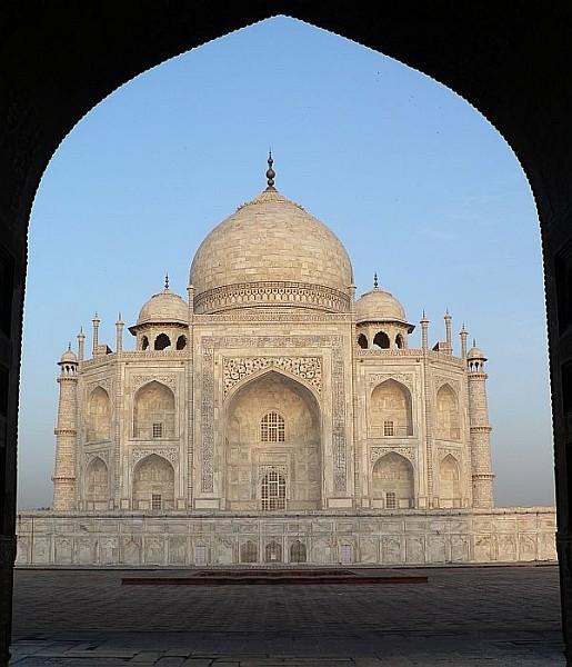 Taj Mahal - India (Assam, Brahmaputra cruise, Agra and Jaipur)