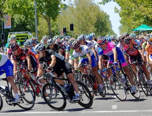 Tour Down Under 1 - Adelaide, South Australia