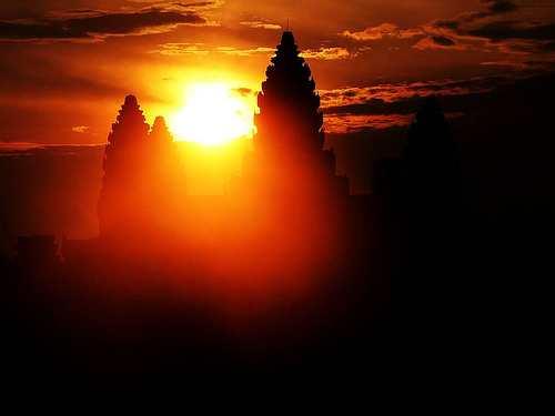 Angkor Wat - Cambodia and Vietnam
