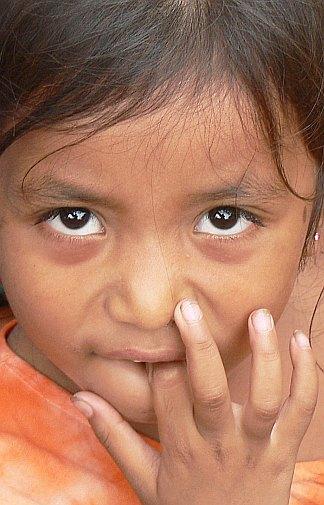 Cambodian girl - Cambodia and Vietnam