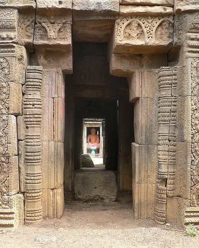 Three doorways to Buddha - Cambodia and Vietnam
