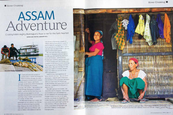 Assam - Some magazine articles