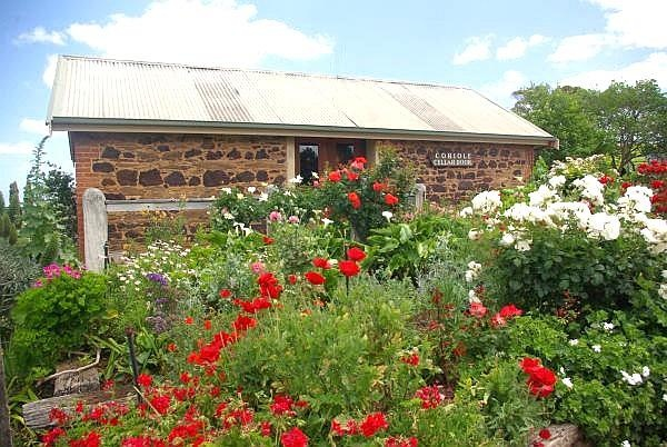 Coriole's wine tasting centre - South Australian Wineries