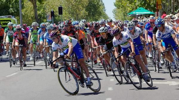 Tour Down Under 3 - Adelaide, South Australia