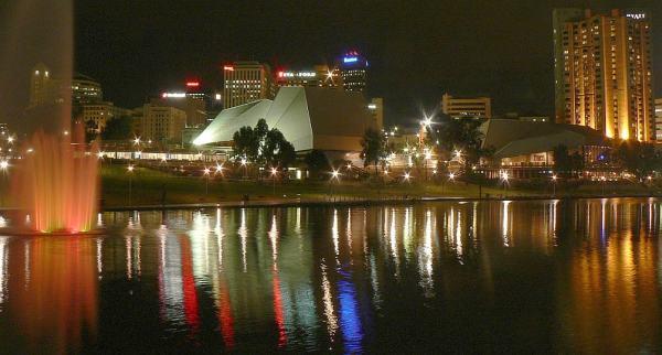 Adelaide reflections - Adelaide, South Australia