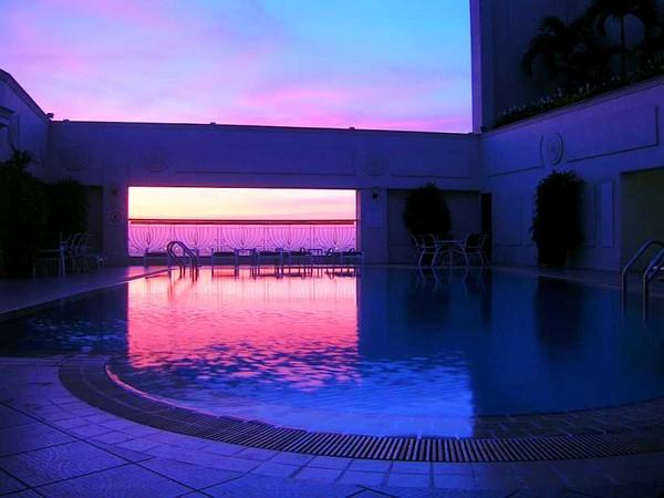 Poolside - Cambodia and Vietnam