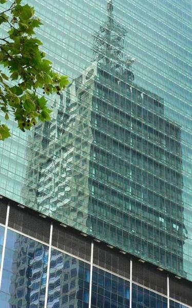 Melbourne reflections - Melbourne