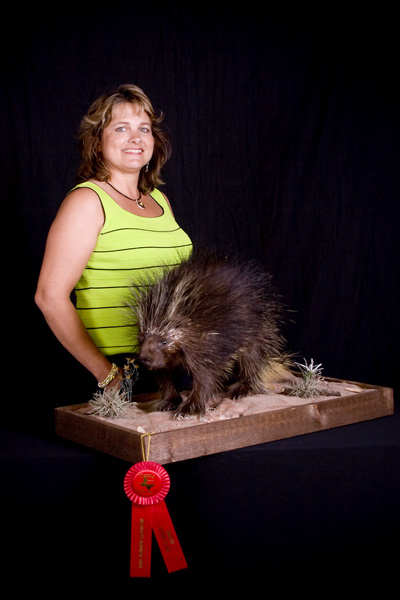 Texas Taxidermy Competition - Small Animals