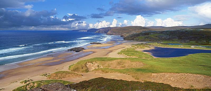 Sandwood Bay, Cape Wrath, Sutherland EDC192 - Scotland