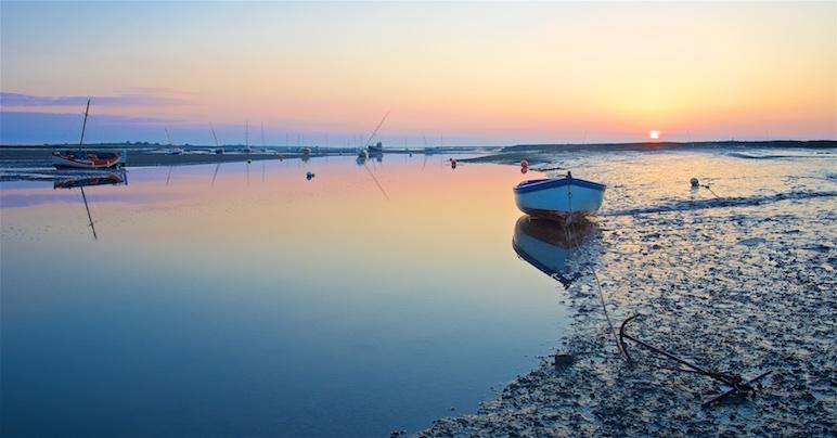 Gentle Dawn, Brancaster, North Norfolk EDC250 - England
