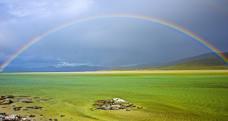 Pot of Gold, Harris, Outer Hebrides EDC219 - Scotland