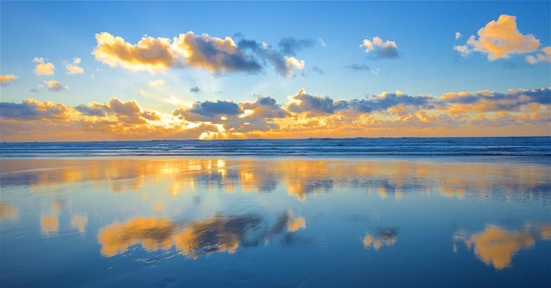 A perfect day, Sandymouth, North Cornwall EDC262 - Cornwall