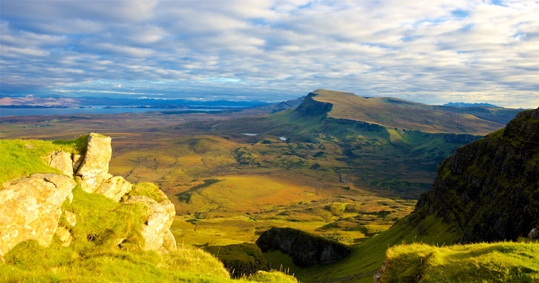 Where eagles fly, North Skye EDC274 only available as greeting card - Scotland