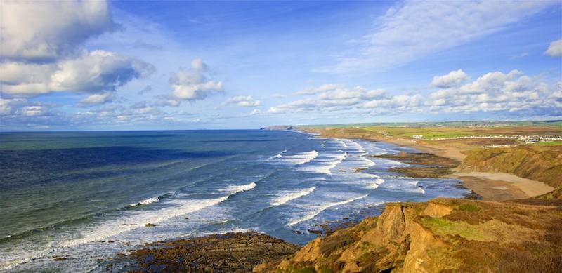 Widemouth, Bude Bay, North Cornwall EDC264 - Cornwall