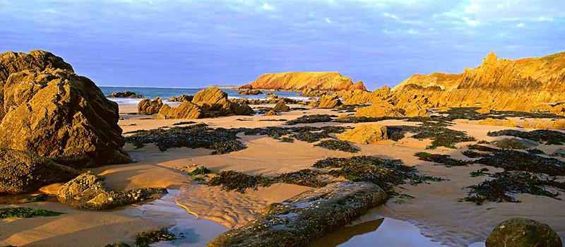 Morning Light at Marloes, Pembrokeshire EDC103 - Wales