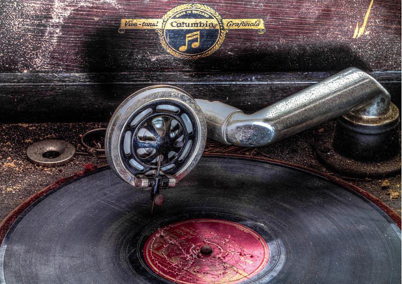 Gramophone (i) - 'Abandoned Ireland'