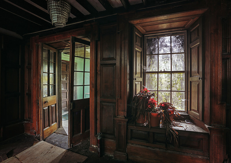 Veronica's House - 'Abandoned Ireland'