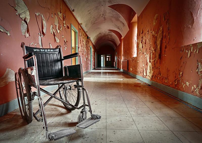 The Asylum - 'Abandoned Ireland'