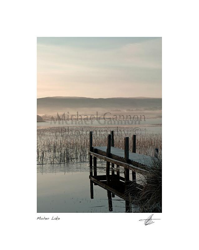 Moher Lake - Landscape Colour