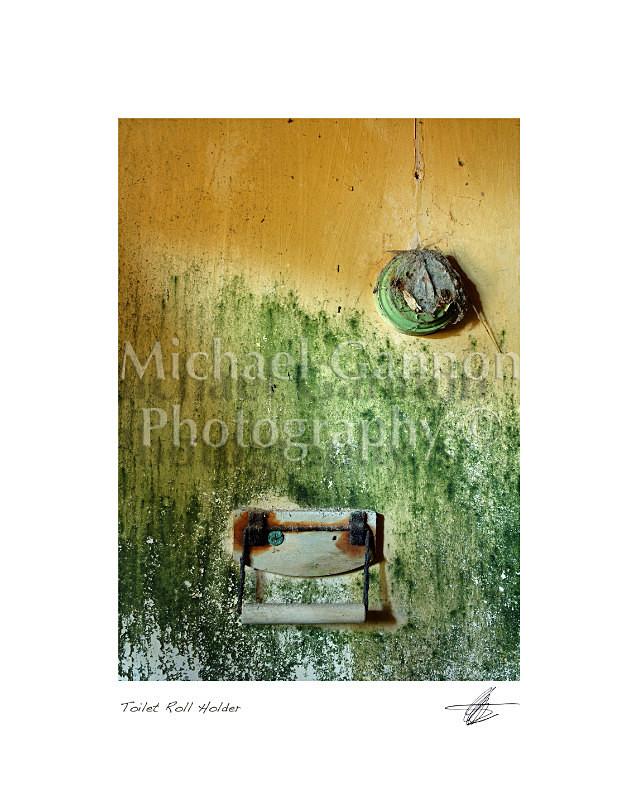 Toilet Roll Holder - Derelict Ireland