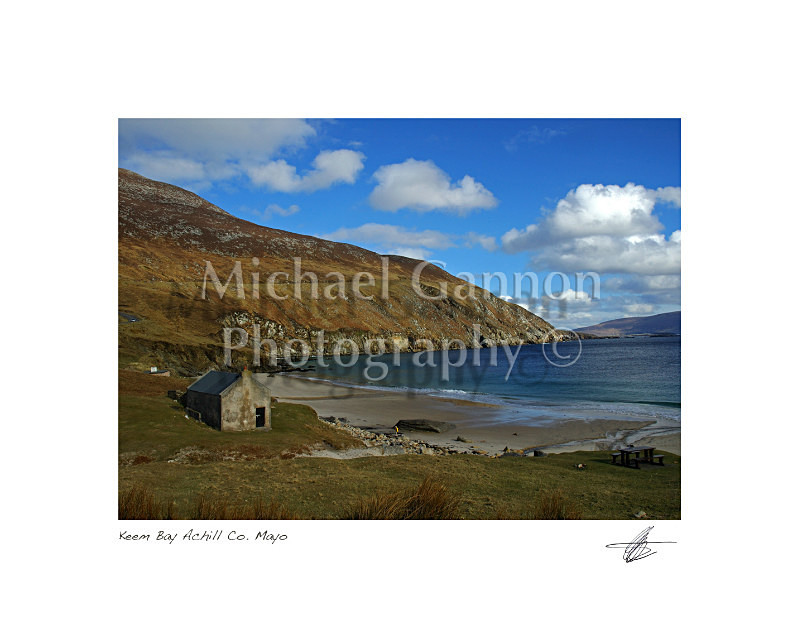 Keem Bay Achill Co Mayo - Landscape Colour
