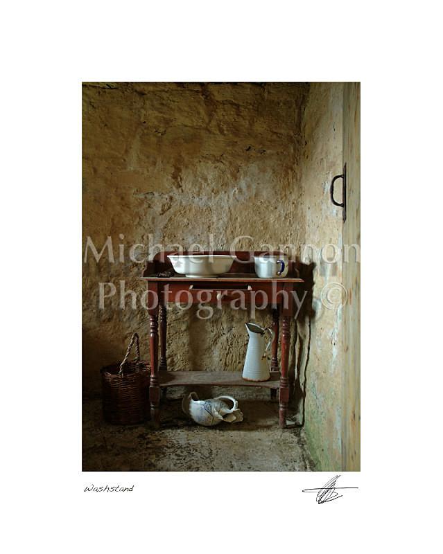 Washstand - Derelict Ireland