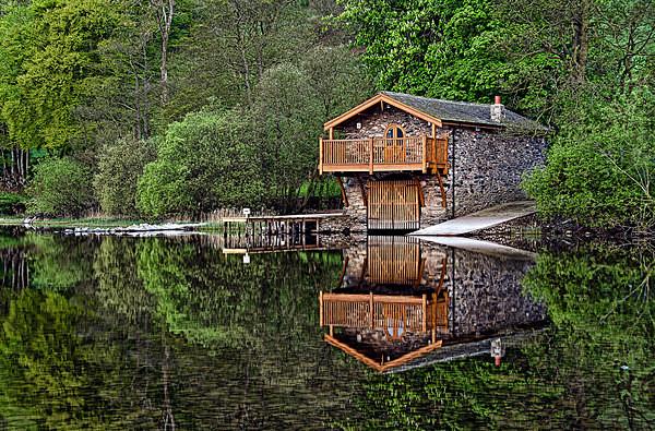 Ullswater Boathouse - SHOP
