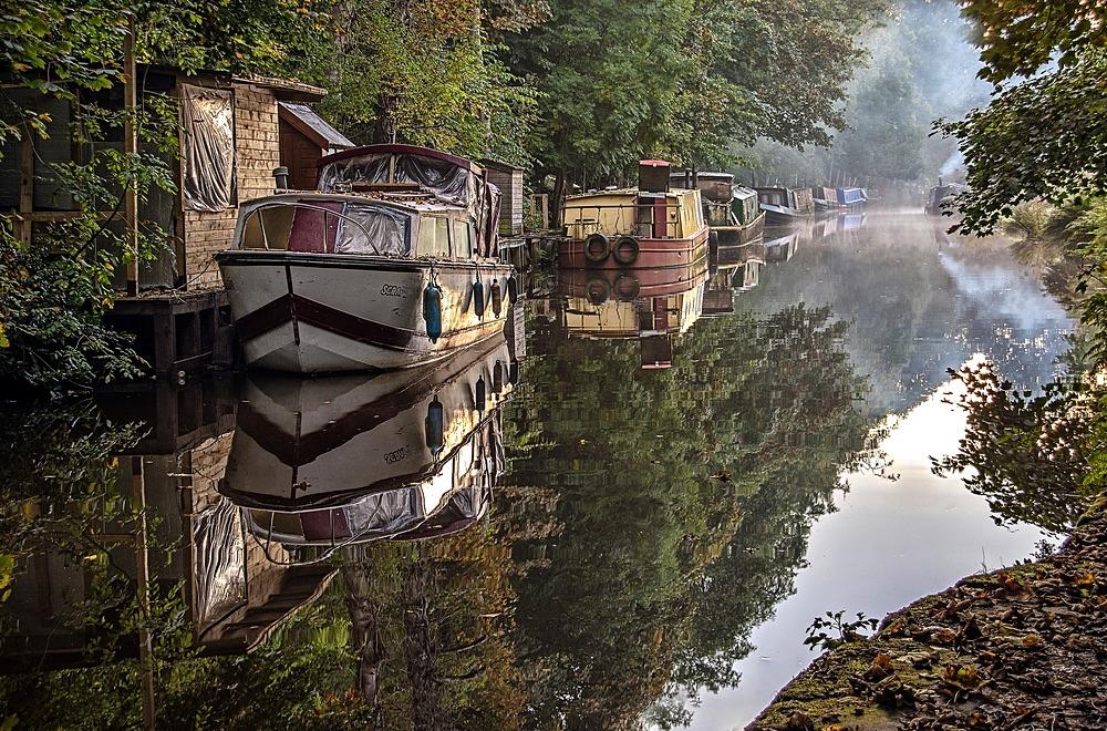 Rochdale Canal - SHOP