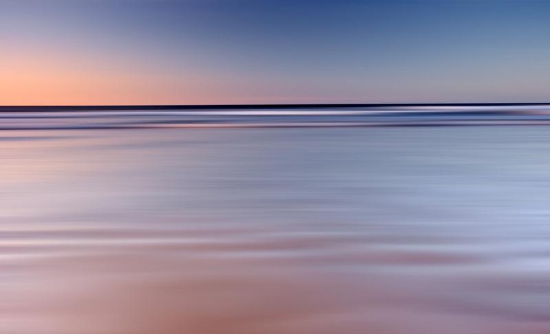Blurred Sunset - Landscape 2