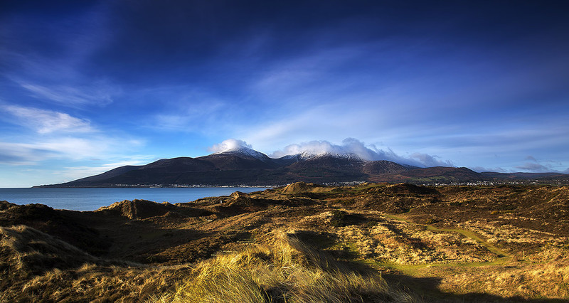 Mourne from Murlough - Landscape 1