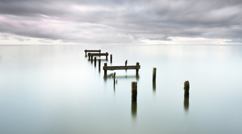 Old Jetty - Landscape 2