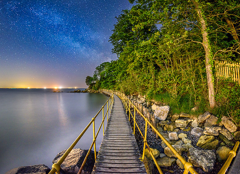 1876 Milky Way Seagrove Bay - Seaview and Priory Bay landscapes