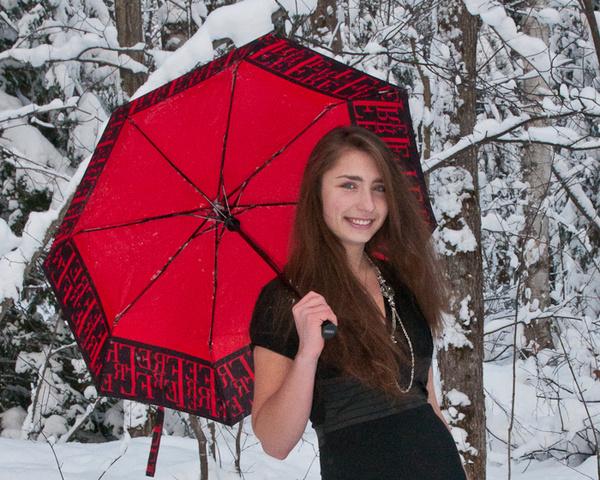 Red Umbrella - PEOPLE-PIX