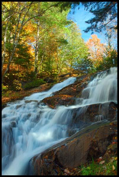 Flowing Water - WATER IN MOTION