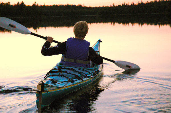 Evening Kayak - OUTDOOR ACTIVITIES and EVENTS