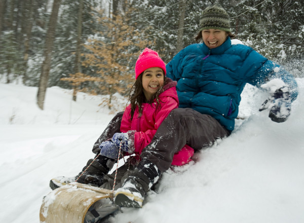 Winter Fun - OUTDOOR ACTIVITIES and EVENTS