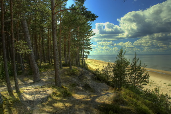 Latvian Seaside - TRAVEL