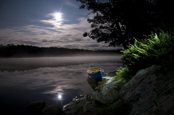 Moonlight Canoe - OUTDOOR ACTIVITIES and EVENTS