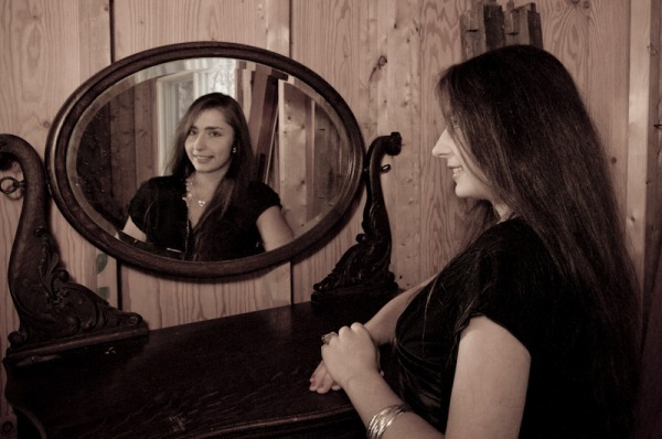 Vintage Reflection - PEOPLE-PIX