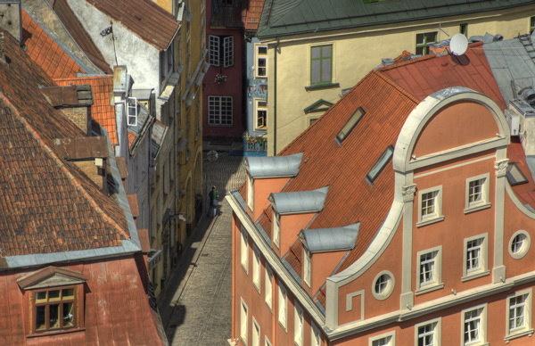 Old Riga - URBAN / RURAL ARCHITECTURE