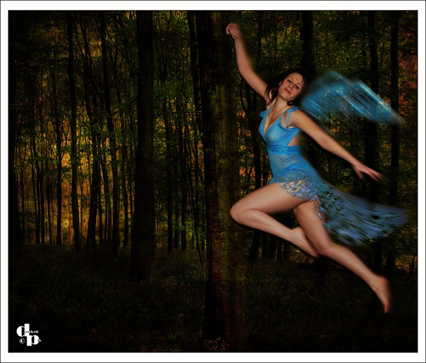 Bluebell Faerie - Studio - Lauren