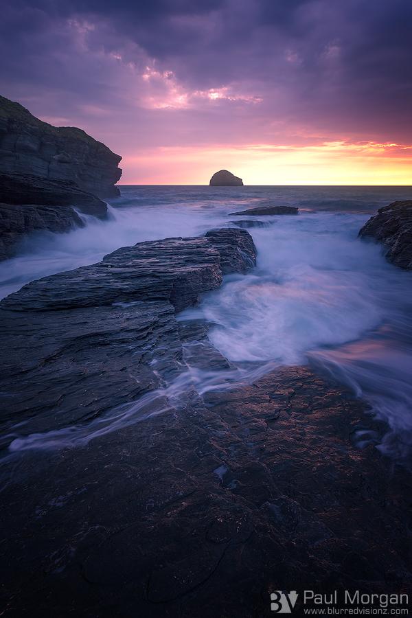 The Tide Is High - Landscape (Vertical)