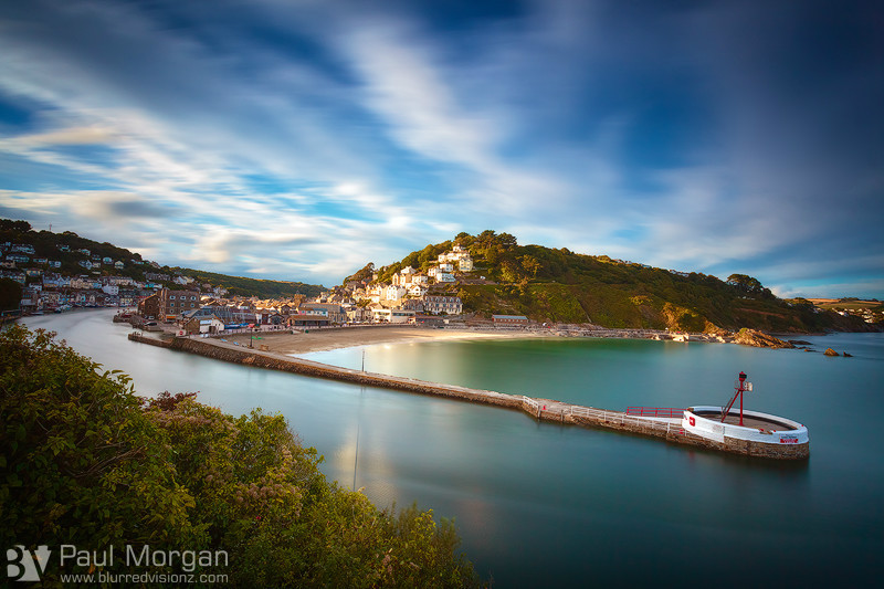 Looe Light - Landscape (Horizontal)
