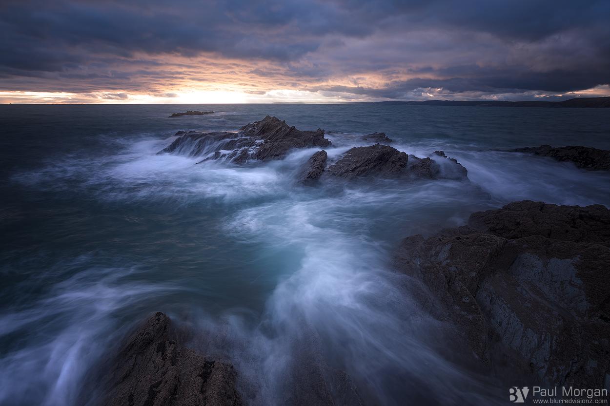 Silken Swell - Landscape (Horizontal)
