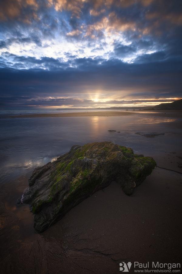 Rock 'n' Rays - Landscape (Vertical)