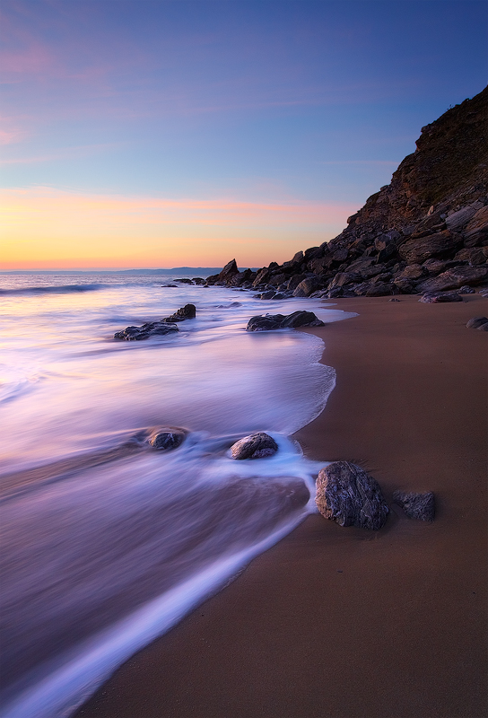 Cream of the Coast - Landscape (Vertical)