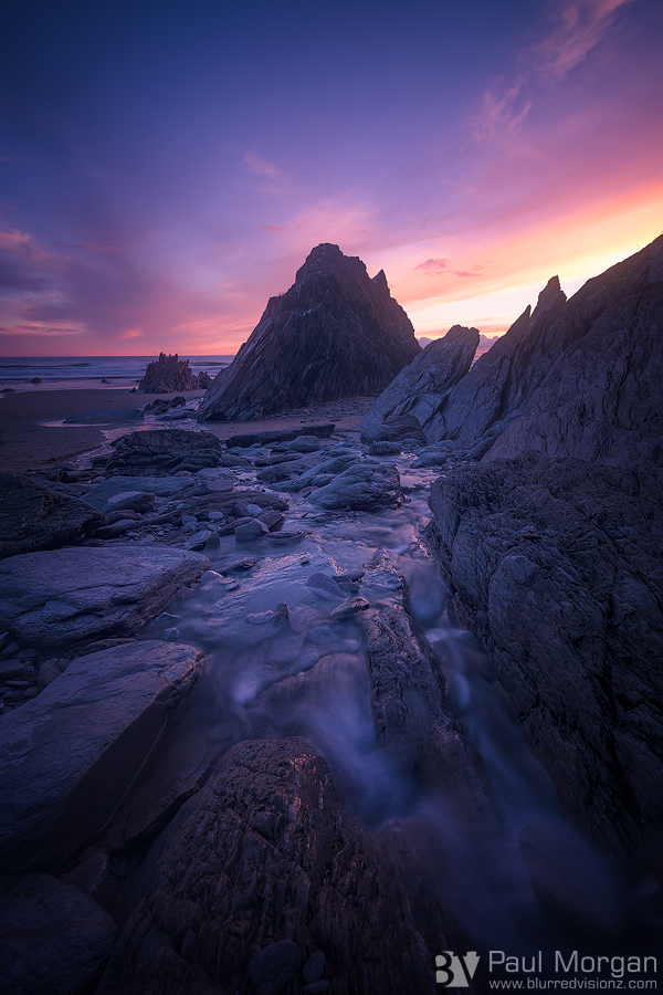 Stonewashed Colour Run - Landscape (Vertical)